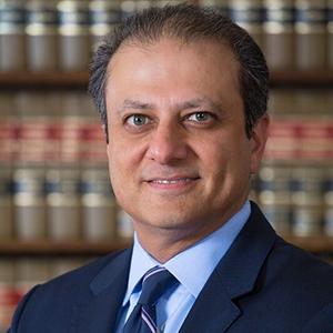 Attorney Preet Bharara