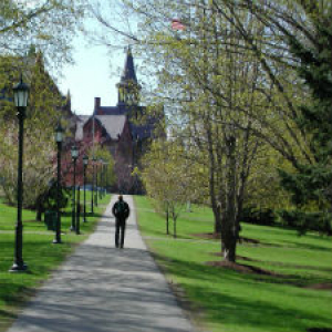 Photo of UVM Green
