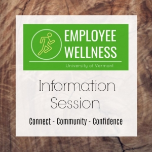 Wellness Information Session Logo