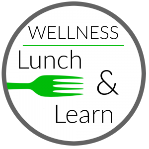 Wellness Lunch & Learn Logo