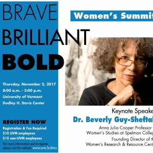 Women's Summit poster