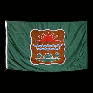 Flag from the Abenaki Kit
