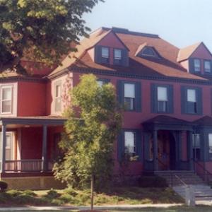 Allen house exterior
