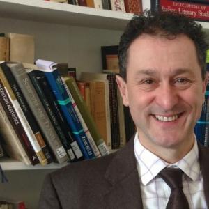 Poet and Professor of Italian