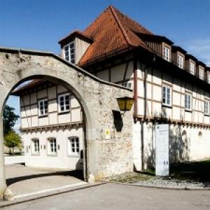 Entrance to Schadenweiler Hof