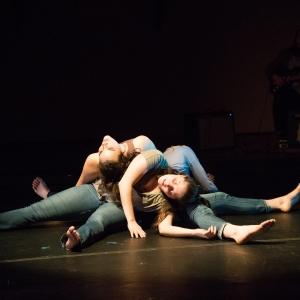 Several dancers hit the floor in Dancing Uphill 2017