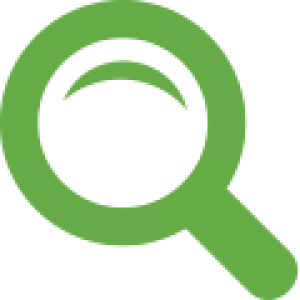 graphic of magnifying glass