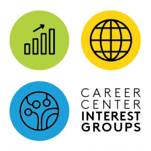 7 interest group logos