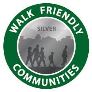 silver walk-friendly community