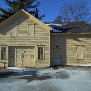 Wheeler Barn before renovation