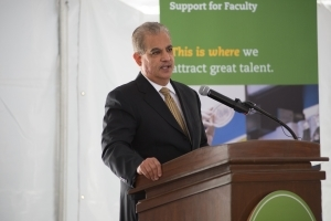 Sanjay Sharma, Ph.D., Dean and Professor