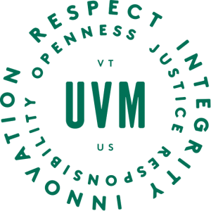 UVM Our Common Ground logo