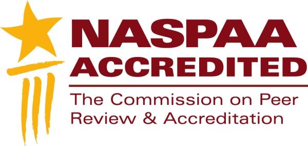 NASPAA Accreditation Logo