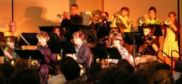 UVM Jazz Ensemble
