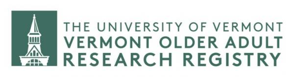 VT Older Adult Research Registry logo