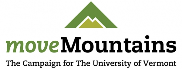 UVM Move Mountains logo