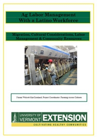 Ag Labor Management Report Cover