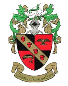 TriBeta crest