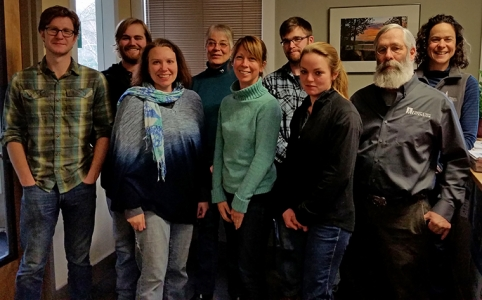 Champlain Valley Crop, Soil and Pasture Team