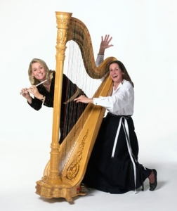 Harp and Soul, Anne Janson and Heidi Soons