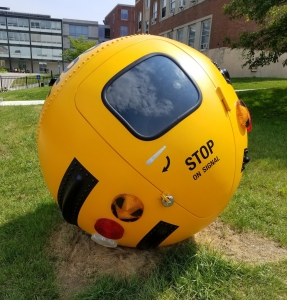 uvm school bus sphere