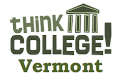 Think College @ UVM Logo