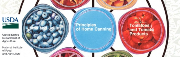 Cover of USDA Complete Guide to Home Canning