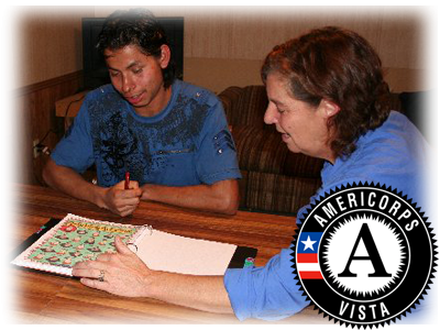 Volunteering and AmericorpsVista
