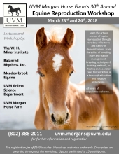 Equine Repro course lisitng