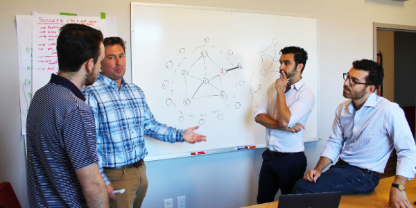 SI-MBA Students 2019 Practicum Project re. Blockchain at Resonance. Grossman School of Business, UVM