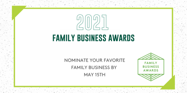 Nominate your favorite family business