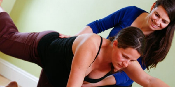 Photo courtesy Evolution Yoga, Physical Therapy, and Massage