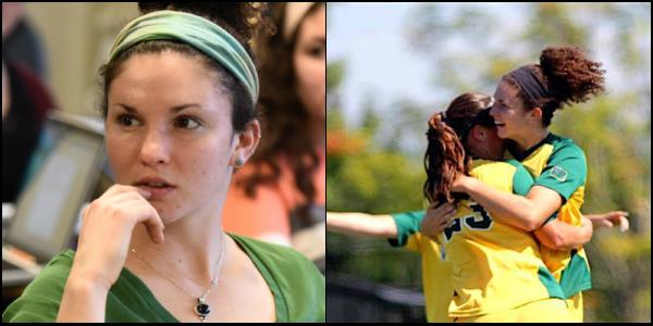 Paige Phillips, Student Athlete