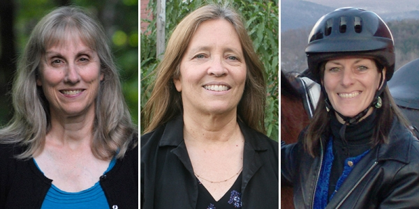 Shari Halik, Rose Feenan, Kathleen Wells