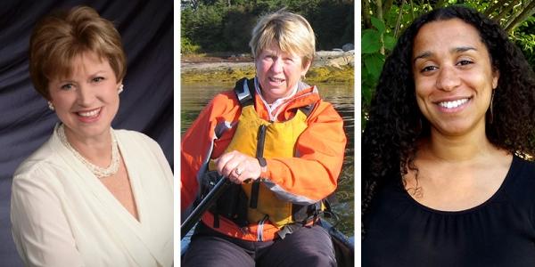 Susan Swenson Barbuto, Kay Henry, Alicia Taylor