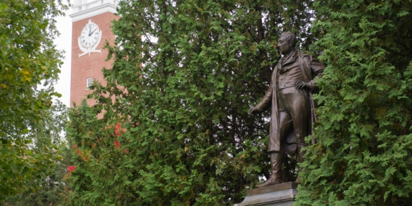 Ira Allen Chapel UVM Campus