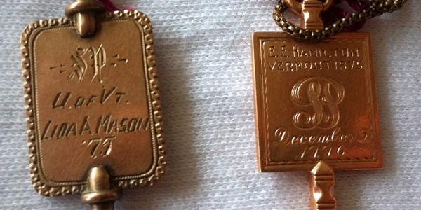 Phi Beta Kappa Keys