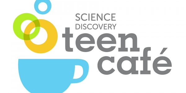 Science Discovery Teen Cafe logo