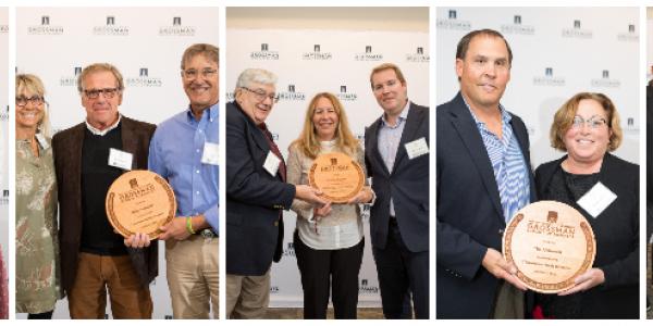 Grossman School of Business, 2019 Family Business Awards