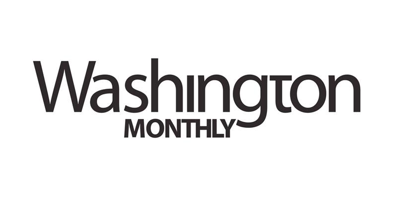 Washington Monthly logo