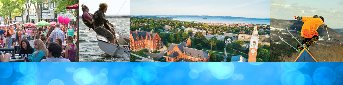 Visit UVM this Summer