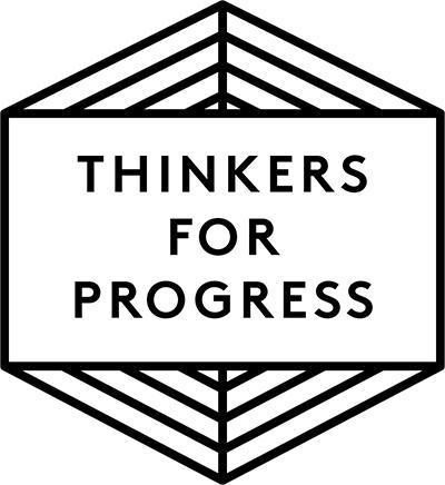 Thinkers for Progress badge