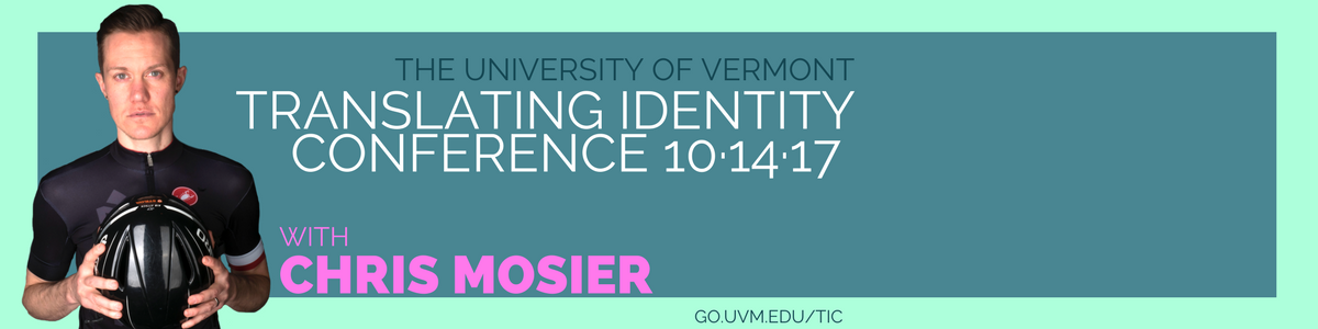 Translating Identity Conference w/ Chris Mosier