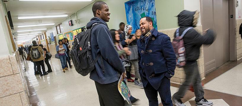 Bronx partnership program