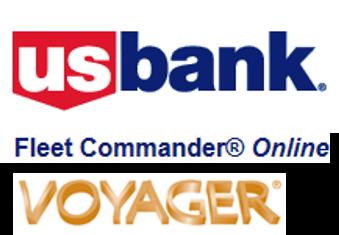 US Bank Voyager Fleet logo