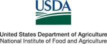 USDA United State Department of Agriculture National Institute of Food and Agriculture