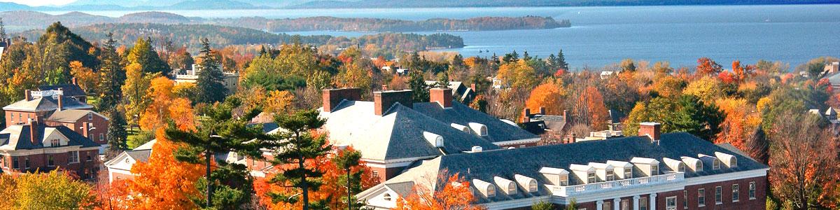 Waterman Lake Champlain