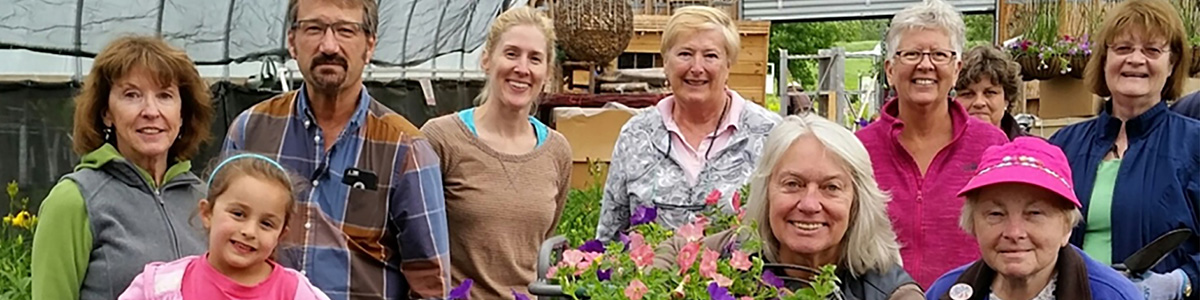 Extension Master Gardener - Williston in Bloom