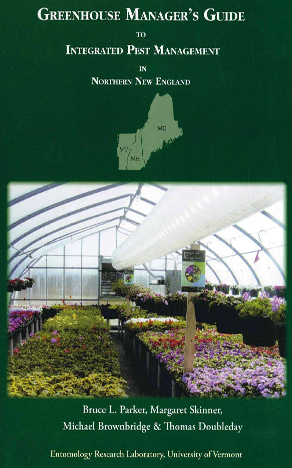 UVM Greenhouse IPM Publications, Links, Apps & Resources