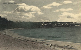The Postcard Above Was Published For H C Bessey Of Burlington Vermont And Printed In Germany There Is No Postmark Date